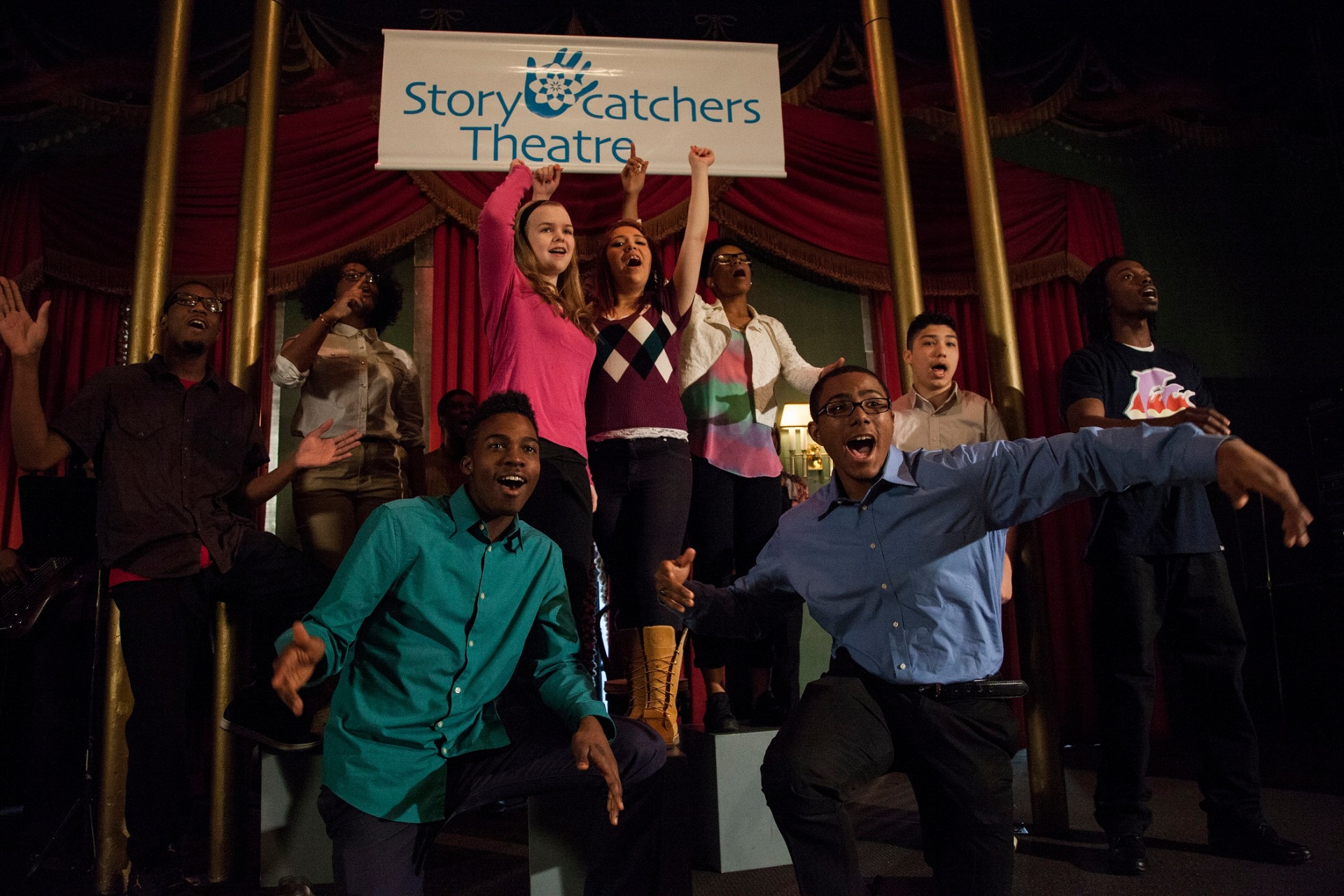 Storycatchers Theatre in Chicago IL