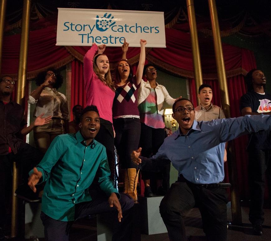 Storycatchers Theatre in Chicago IL